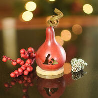 Meadowbrooke Gourds Lil Nativity Silhouette Gourd