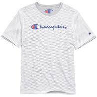 Champion Men's Reversible Mesh Short-Sleeve T-Shirt