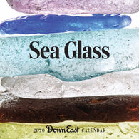 Sea Glass: 2020 Down East Wall Calendar by Editors of Down East