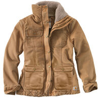 Carhartt Women's Weathered Duck Wesley Jacket