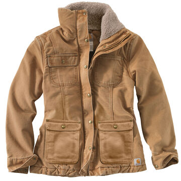 Carhartt Womens Weathered Duck Wesley Jacket