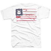Jetty Life Men's Old Glory Short-Sleeve T-Shirt