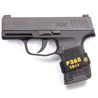 "SIG Sauer P365 Nitron Micro Compact 9mm 3.1"" 10-Round Pistol"