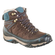 "Oboz Women's Juniper 6"" Insulated Waterproof Hiking Boot"