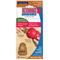Kong Peanut Butter Recipe Dog Snack - 11 oz.