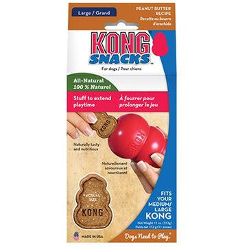 Kong Peanut Butter Recipe Dog Snack - 11 oz.