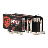 Hornady TAP FPD 308 Winchester 110 Grain JHP Rifle Ammo (20)