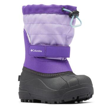 Columbia Girls Big Kids Powderbug Plus II Snow Boot