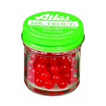 Atlas-Mike's Mr. Trout Salmon Eggs Trout Bait