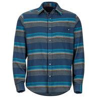 Marmot Men's Enfield Midweight Flannel Long-Sleeve Shirt