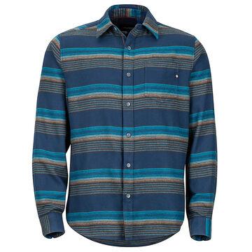 Marmot Mens Enfield Midweight Flannel Long-Sleeve Shirt