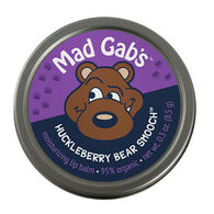 Mad Gab's Huckleberry Bear Smooch Tin Lip Balm