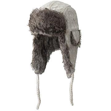 Screamer Womens Soho Trapper Hat