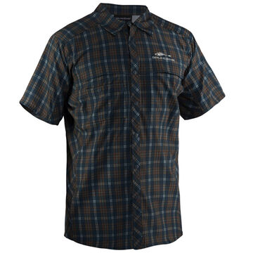 Grundens Mens Flybridge Short-Sleeve Shirt