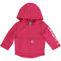 Carhartt Infant/Toddler Girls' Force Fleece Jacket