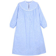 "Lanz Women's 50"" Flannel Nightgown"