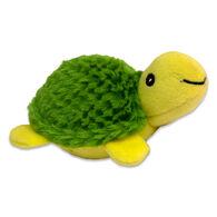 Petlogix Lil Barks Cuddles Turtle Bumpy Ball Puppy & Small Dog Toy