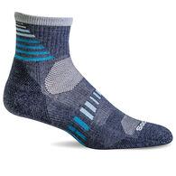 Goodhew Women's Ascend II Compression Quarter Sock