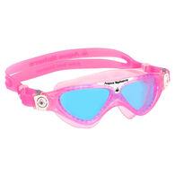Aqua Sphere Vista Jr. Blue Lens Swim Goggle