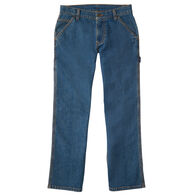 Carhartt Boys' Denim Dungaree Pant