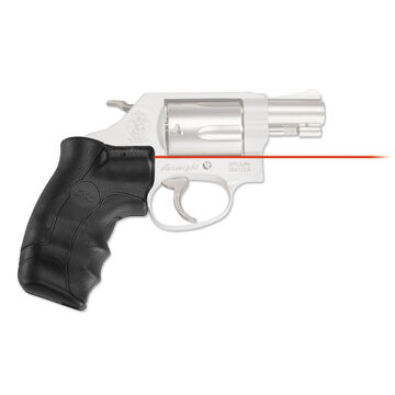 Crimson Trace LG-350 Smith & Wesson J-Frame Round Butt Lasergrips Laser Sight