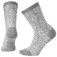 SmartWool Women's Traditional Snowflake Crew Sock