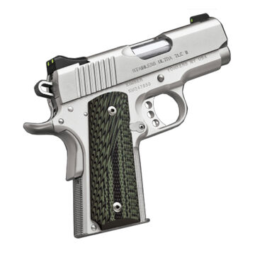 Kimber Stainless Ultra TLE II 45 ACP 3 7-Round Pistol