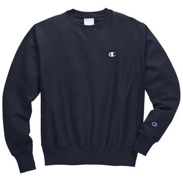 Champion Mens Reverse Weave Crew Neck Sweatshirt