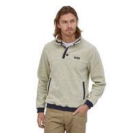 Patagonia Men's Shearling Fleece Button Pullover