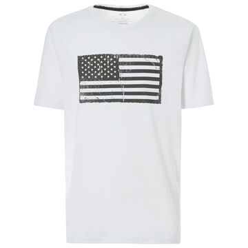 Oakley Mens SC Mil Flag Short-Sleeve T-Shirt
