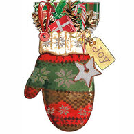 LPG Greetings Mitten Ornament Boxed Christmas Cards