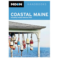 Moon Coastal Maine: Including Acadia National Park By Hilary Nangle