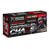 Reaper Outdoors Controlled Chaos 223 Remington 55 Grain HP Rifle Ammo (20)