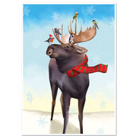 Allport Editions Moose Taxi Boxed Holiday Cards