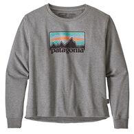 Patagonia Women's Solar Rays '73 Uprisal Crew Sweatshirt