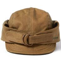 Filson Men's Tin Cloth Wildfowl Hat