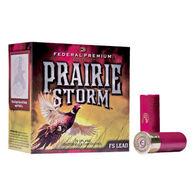"Federal Premium Prairie Storm FS Lead 12 GA 2-3/4"" 1-1/4 oz. #5 Shotshell Ammo (25)"