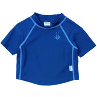 I Play Infant/Toddler Short-Sleeve Rashguard Top