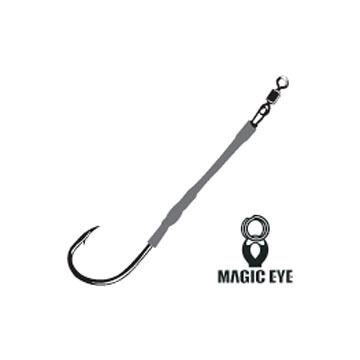 Gamakatsu Steel Assist Hook w/ Magic Eye Swivel - 2 Pk.