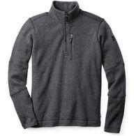 SmartWool Men's Heritage Trail 1/2-Zip Fleece Sweater