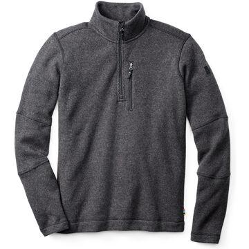 SmartWool Mens Heritage Trail 1/2-Zip Fleece Sweater