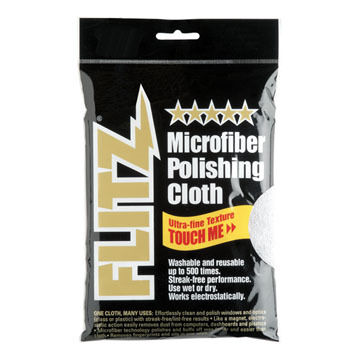 Flitz Premium Microfiber Cloth