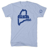 LiveME Men's FishME Short-Sleeve T-Shirt