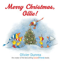 Merry Christmas, Ollie! Board Book by Olivier Dunrea