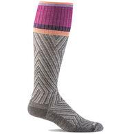 Goodhew Sockwell Women's Labyrinth Compression Sock