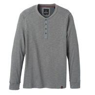 prAna Men's Ronnie Henley Long-Sleeve Shirt