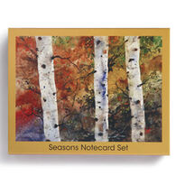 Big Sky Carvers Seasons Notecard Set