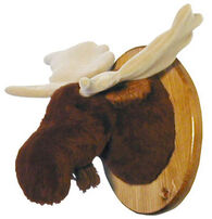 Fairgame Wildlife Trophies Maynard Moose Plaque Mount