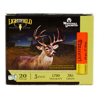 "Lightfield Hybred Mag-20 20 GA 3"" 7/8 oz. Slug Ammo (5)"