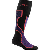 Darn Tough Vermont Women's Outer Limits Over-The-Calf Light Cushion Ski/Board Sock